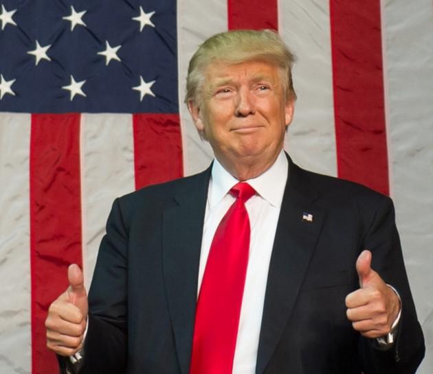 공화당 대선 후보인 도널드 트럼프. - 도널드 트럼프 대선 캠프 홈페이지 캡처. 제공